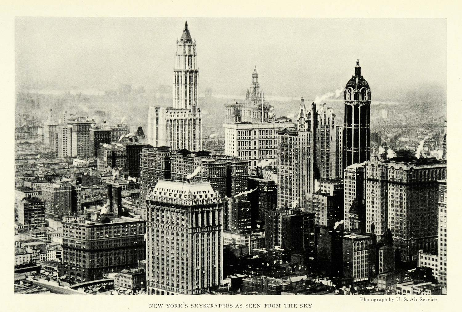Wallpaper Cityscape, City, Metropolis, Skyline, Full HD ... |Museum New York Skyline 1920