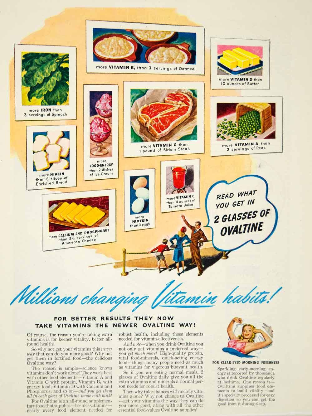 Vintage Food Ads on PopScreen